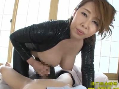 風間ゆみ_熟女AV女優_手コキ_フェラ_パイズリ_adaruto動画04