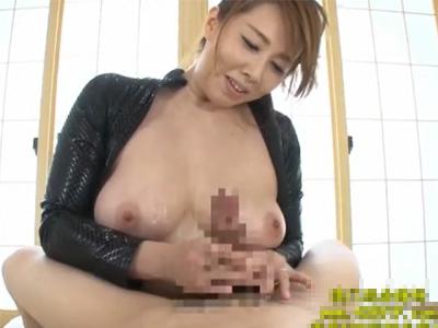 風間ゆみ_熟女AV女優_手コキ_フェラ_パイズリ_adaruto動画06