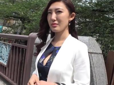 ナンパ_セレブ妻_自宅訪問_フェラチオ_中出し_adaruto動画01