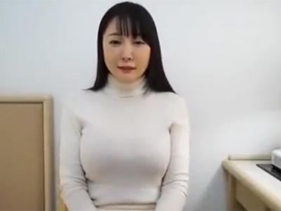 アラサー_爆乳_素人妻_フェラチオ_パイズリ_中出し_adaruto動画01