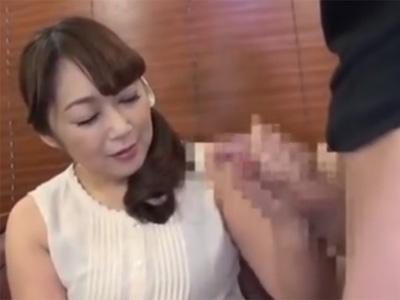 五十路_熟女_センズリ鑑賞_手コキ_フェラチオ_adaruto動画05