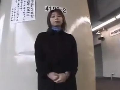 三十路_美人妻_巨乳_車内オナニー_フェラチオ_adaruto動画01