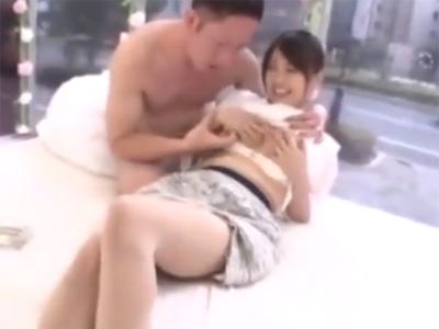 30代_素人_美人妻_マジックミラー号_フェラチオ_着衣SEX_adaruto動画05