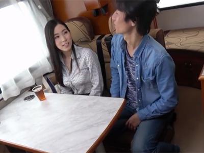 ナンパ_団地妻_巨乳_パイズリ_フェラチオ_中出し_adaruto動画01