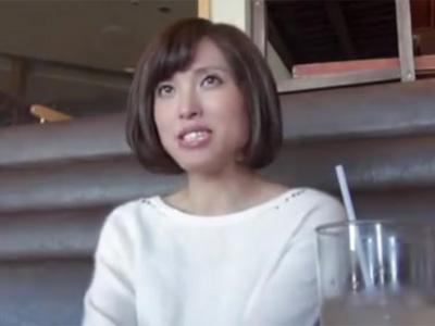 三十路_美人妻_素人_スレンダー_胸射_adaruto動画01