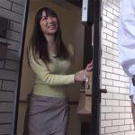 【美人管理人adaruto熟女動画】フェラ姿がエロすぎる!とんどもなく綺麗な奥様が欲求不満で他人チンポで中出しされる!