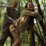 【野外セックスadaruto熟女動画】野外でそんな淫乱な姿を見せたら犯されて当然!中出しレイプされて泣き叫ぶ美人妻!